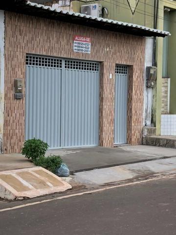 Casa na avenida de Santo Antônio dos Lopes R$ 800