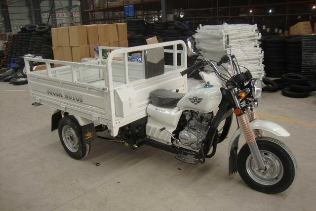 Triciclo Cargo 150cc Sousa-AM - Foto 2