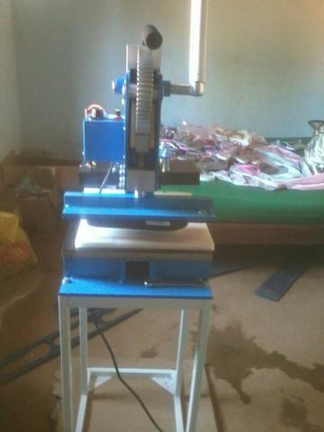 Máquina de fabricar chinelos - compacta print