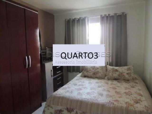 Casa de condomínio à venda com 3 dormitórios em Campo pequeno, Colombo cod:EB-4088 - Foto 12