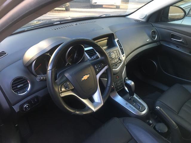 Gm cruze 2012 sedan lt automático com gnv 5 geração - Foto 12