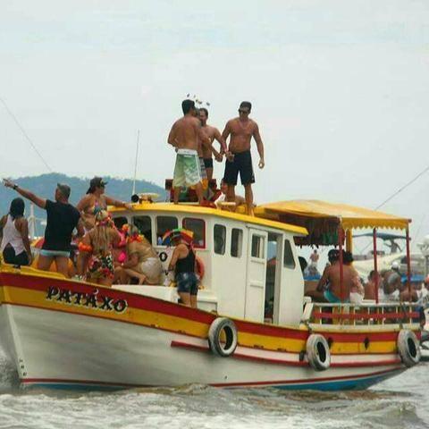 Pescaria embarcada