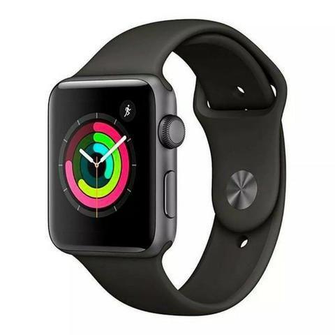 Apple Watch 42mm - Série 3 - Space Gray Aluminum Black
