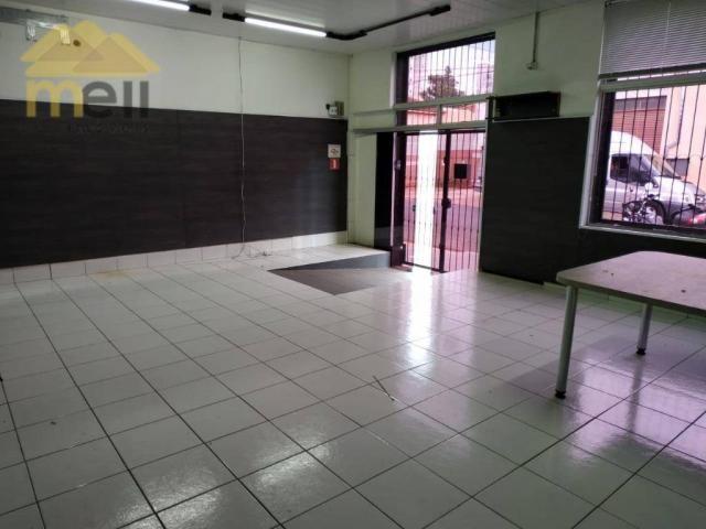Salão para alugar, 122 m² por R$ 900,00/mês - Vila Marcondes - Presidente Prudente/SP - Foto 5