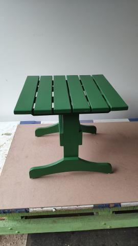 Conjunto de cadeira e mesa de centro - Foto 3