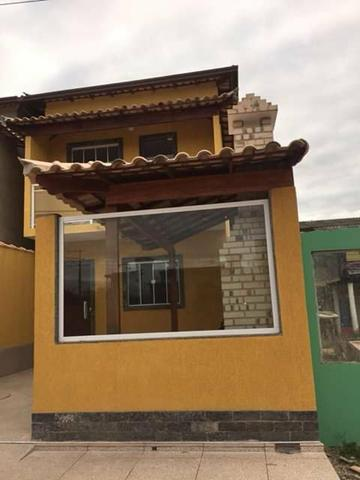 F Casas lindas Tipo Duplex em Unamar - Tamoios - Cabo Frio/RJ !!!! - Foto 3