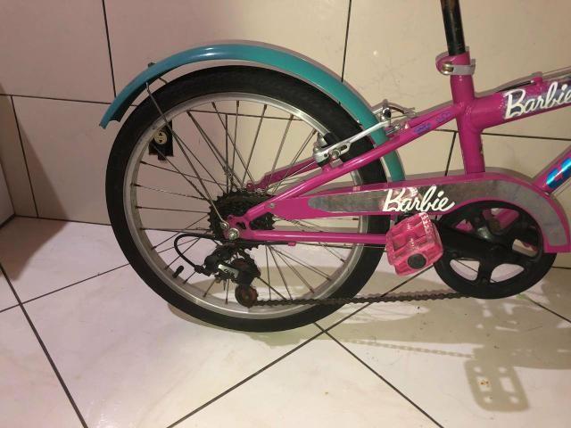 Bicicleta Caloi Ceci aro 20 - Foto 2