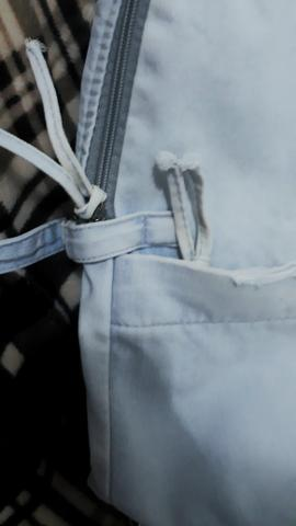 Mochila Jeans (Riachuelo) - Foto 4