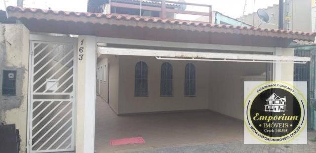 Casa com 2 dormitórios à venda, 250 m² por r$ 450.000 - vila adelaide perella - guarulhos/
