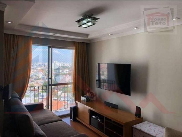 Apartamento à venda com 2 dormitórios em Sitio do mandaqui, São paulo cod:962 - Foto 7