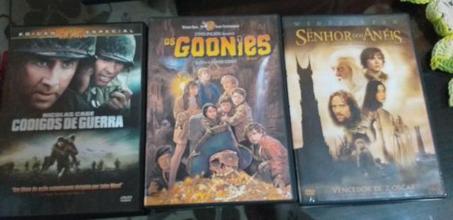 Lote com vários filmes em dvd Original - Foto 3