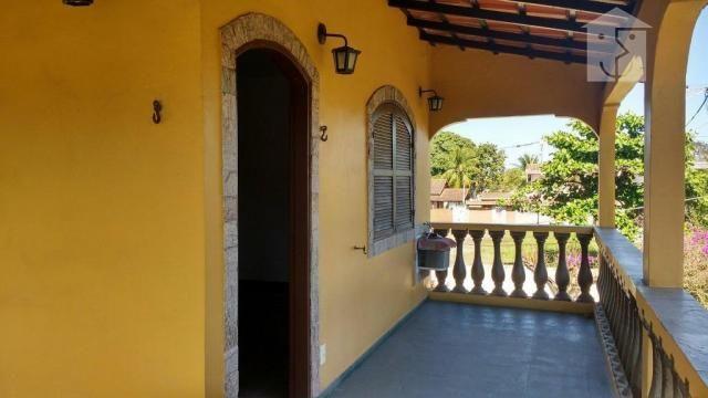 Casa com 3 dormitórios para alugar, 180 m² por r$ 1.600,00/mês - centro - maricá/rj - Foto 4