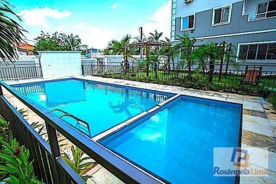 Apartamento com 2 dormitórios à venda, 52 m² por r$ 180.000 - engenheiro luciano cavalcant - Foto 19
