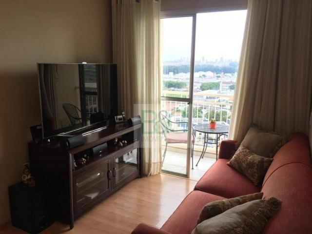 Apartamento com 2 dormitórios à venda, 51 m² por r$ 360.000 - vila prudente - são paulo/sp - Foto 2