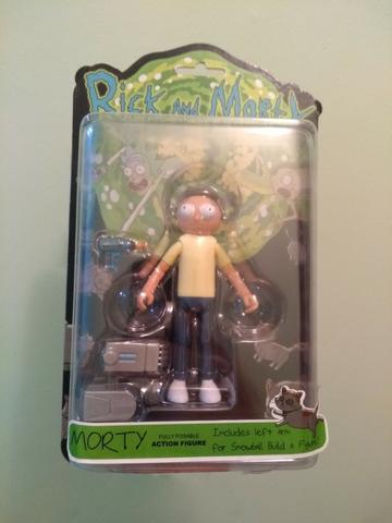 Funko Rick And Morty - Series 1 - Lacrados - Foto 3