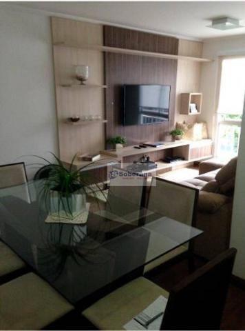 Apartamento com 2 dormitórios à venda, 69 m² por r$ 200.000,00 - chácaras campos elíseos - - Foto 2