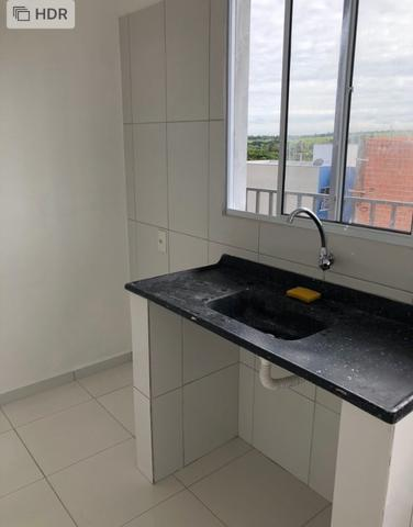 Kitnet quarto, cozinha, banheiro e lavanderia - Foto 2