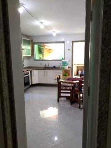 Sobrado com 3 dormitórios para alugar, 130 m² por r$ 1.700,00/mês - parque continental i - - Foto 18