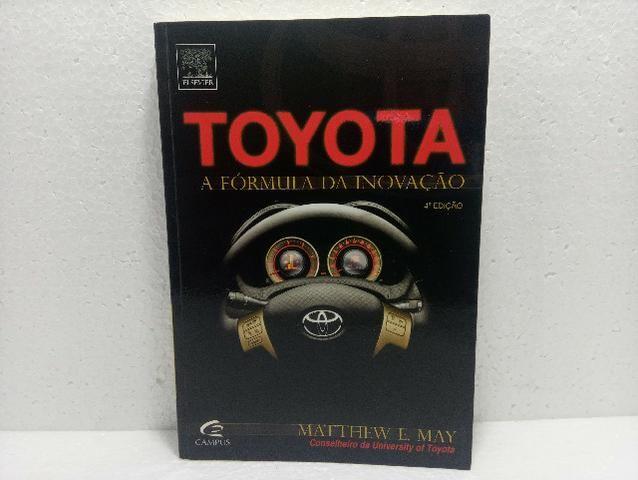 Livro Toyota A Fórmula Da Inovação Matthew E. May