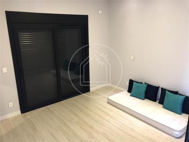 Casa de condomínio para alugar com 4 dormitórios em Medeiros, Jundiaí cod:851999 - Foto 17