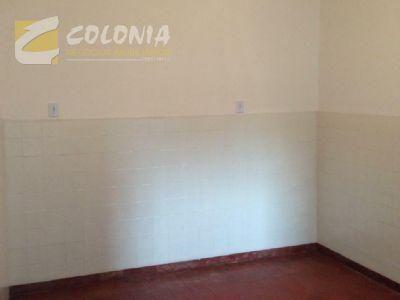 Casa para alugar com 1 dormitórios em Jardim utinga, Santo andré cod:36468 - Foto 3
