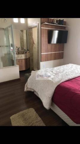 Casa com 4 dormitórios à venda, 340 m² por r$ 900.000,00 - swiss park - campinas/sp - Foto 11