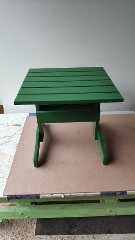 Conjunto de cadeira e mesa de centro - Foto 2