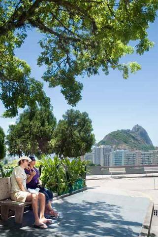 3 Quartos - Botafogo - Vista p/ Cristo e Pão de Açúcar - Andar alto - Foto 15