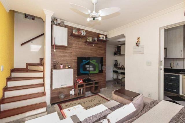 Sobrado com 2 dormitórios à venda, 76 m² por r$ 371.000 - parque maria helena - são paulo/ - Foto 5