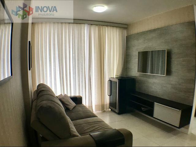 Apartamento No Calhau | 3 Quartos | Todo Projetado | Acabamento Fino|