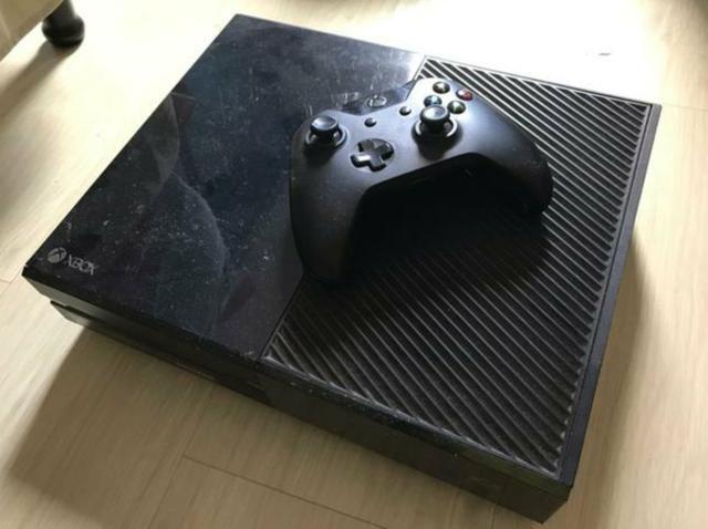X box one 500gb r$800 ( somente venda)