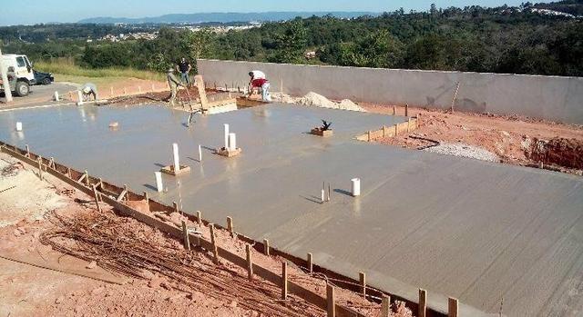 Construção civil/deck pergolado - Foto 2