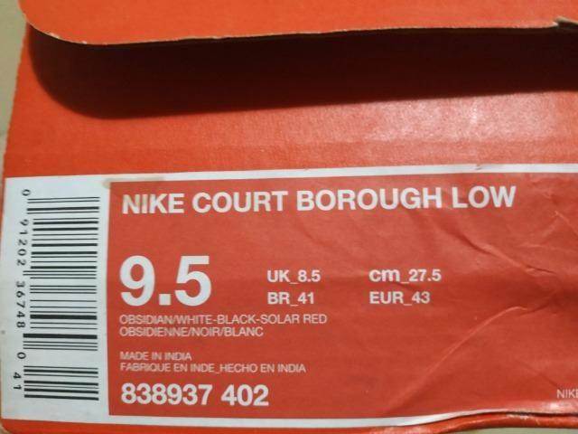 Tênis Nike Court Borough Low - Foto 4