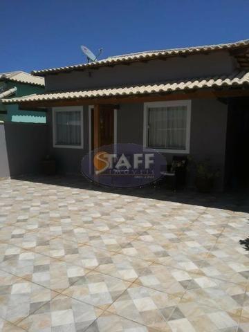 OLV-Casa com 2 dormitórios à venda, 60 m² por R$ 150.000 - Unamar - Cabo Frio/RJ CA1348