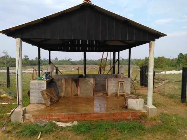 Vendo uma chácara em Alto Alegre Telefone para contato 984318501ou zap 993261225 - Foto 11