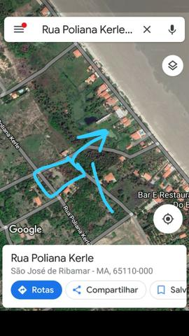 Terreno no Panaquatira a 200m da Praia. Ótima localização