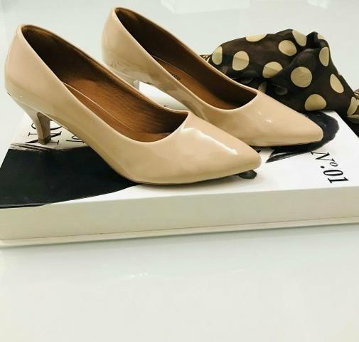 Grande promoção de ofertas mulheres elegantes sexy negócios casamento sapatos e sapatilhas - Foto 3