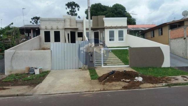 Casa com 3 dormitórios à venda, 66 m² - Porto das Laranjeiras - Araucária/PR
