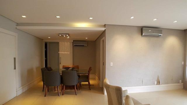 MS - Apartamento de 200m2 com 4 suítes - Foto 3