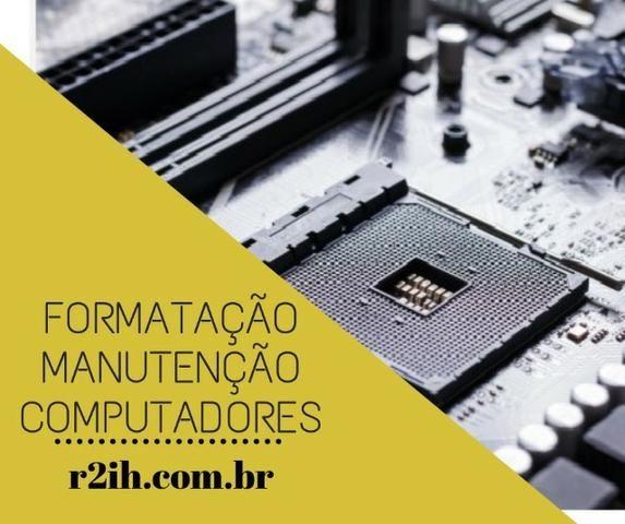 Formatação e manutenção de computadores Orçamento On Line