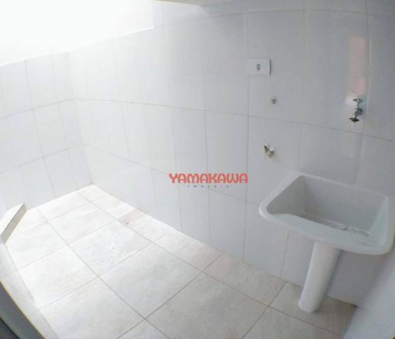 Apartamento com 2 dormitórios à venda, 45 m² por r$ 250.000,00 - vila ré - são paulo/sp - Foto 11