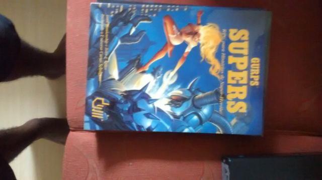 Livros de RPG Gurps - Foto 2