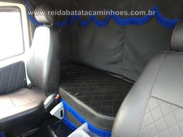 Agrale 9200 MWM Turbo Intercooler Cabine Leito Baú 6,20m - Foto 8