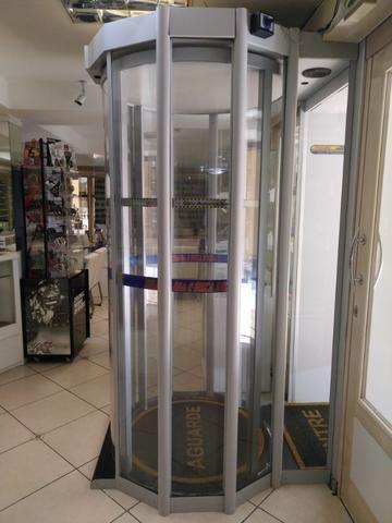 Porta automática com detector de metais - Foto 4