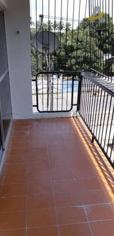 Apartamento com 2 dormitórios para alugar, 90 m² por R$ 800,00/mês - Janga - Paulista/PE - Foto 3