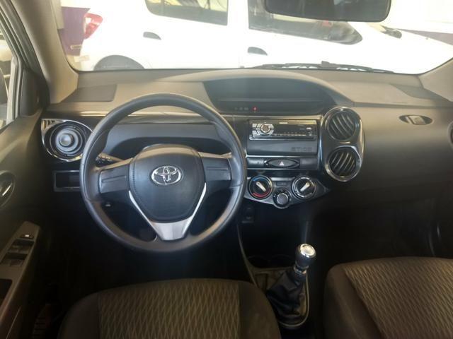 Toyota Etios X 1.3 2018 - Foto 7