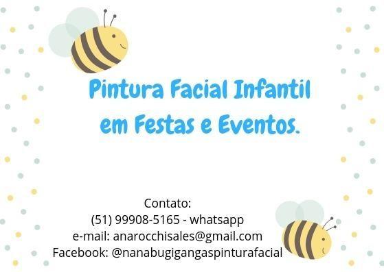 Recreação - Pintura Facial Infantil - Foto 2