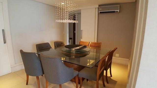MS - Apartamento de 200m2 com 4 suítes - Foto 4