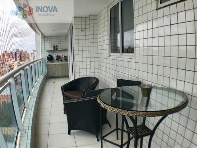 Apartamento No Calhau | 3 Quartos | Todo Projetado | Acabamento Fino| - Foto 4