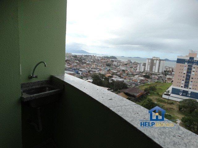 Apartamento à venda com 2 dormitórios em Jardim cidade de florianópolis, São josé cod:979 - Foto 7